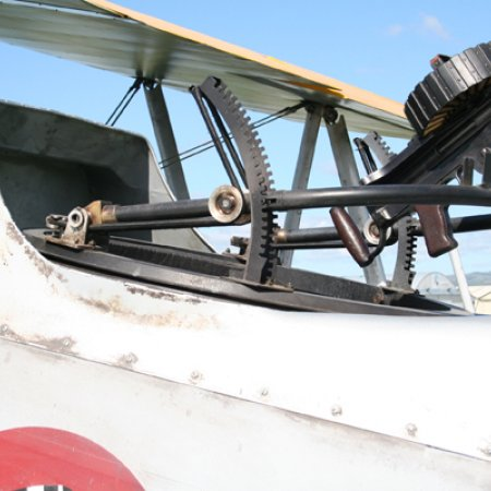 Gunner Seat - Helldiver