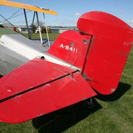 Tailplane - Helldiver