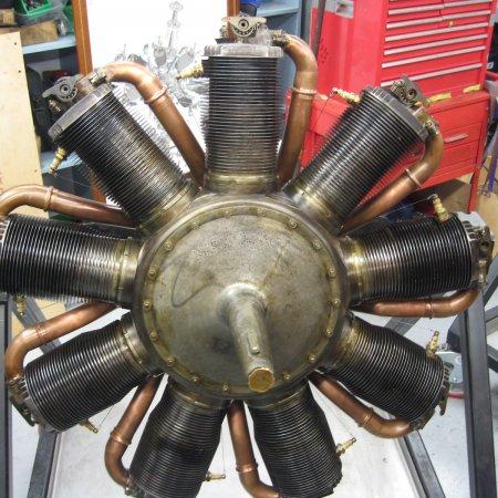 Le Rh Ne 9 J Engine Build Gallery