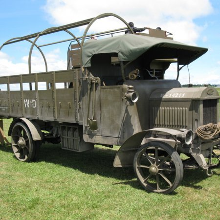 James Fahey RD 10 WWI Truck