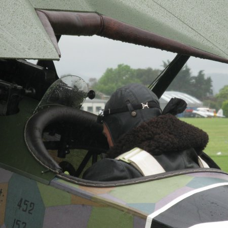 James Fahey Fokker DVIII Walkaround 18