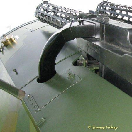 James Fahey Fokker DVIII Walkaround 29