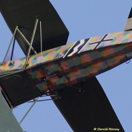 James Fahey Fokker DVIII Walkaround 33