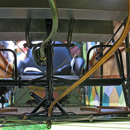 James Fahey Fokker DVIII Walkaround 34