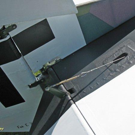 James Fahey Fokker DVIII Walkaround 41