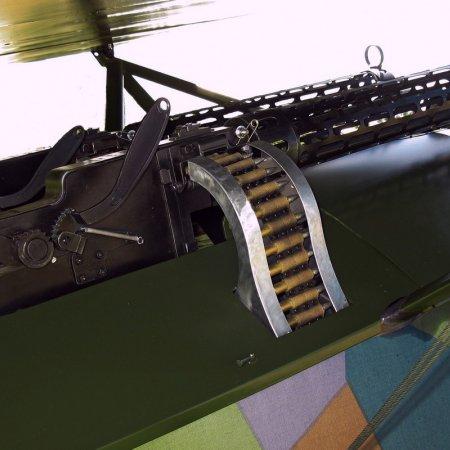 James Fahey Fokker DVIII Walkaround 43