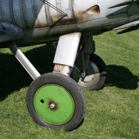 Landing Gear - Curtiss F8C Helldiver