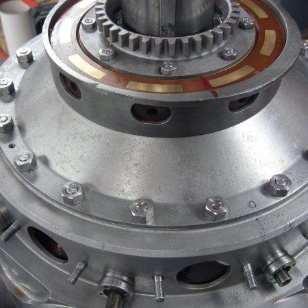 Le Rh Ne 9 J Engine Build 19