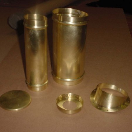 Brass Fuel Tank Parts