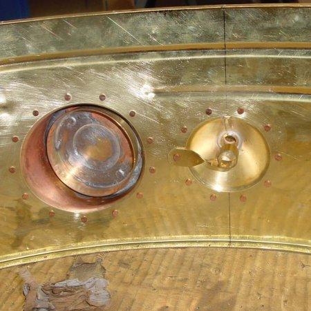 Inside Of Main Fuel Tank At Bottom