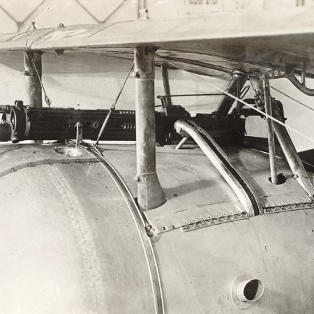 136 Nieuport S Vickers And Feed