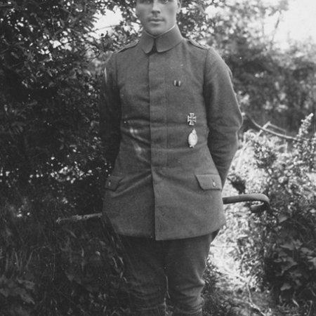 153 German Officer