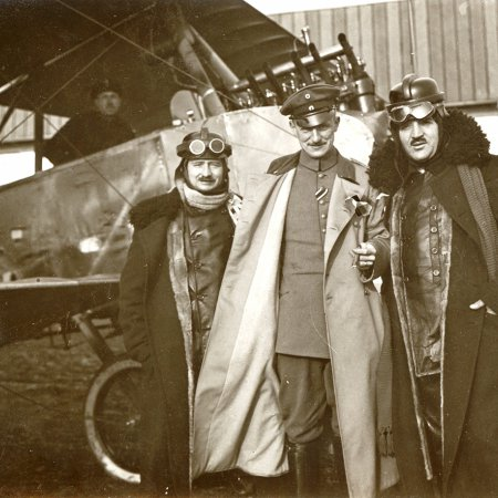 173 Three German Pilots 6 Th Mar 1915