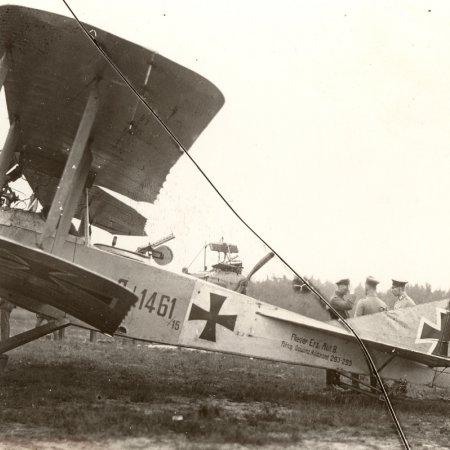 180 Albatros C I 1461 15 Fl Abt 8