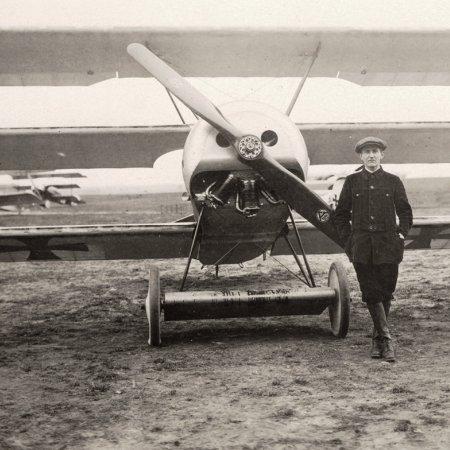 183 Fokker DRI
