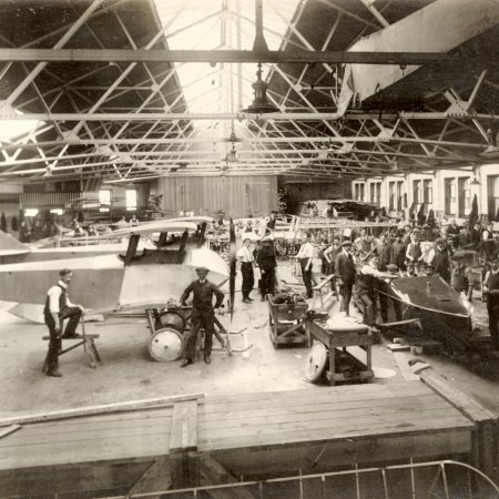 192 Sopwith Tabloid Factory