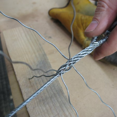 Splicing Half Tuck