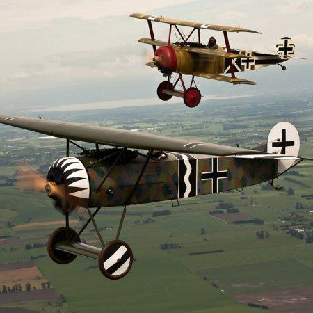 Fokker DVlll 1