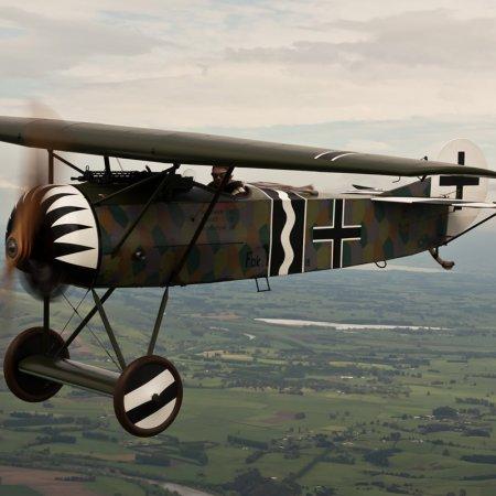 Fokker DVlll 2