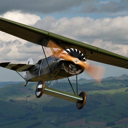 Fokker DVlll 8