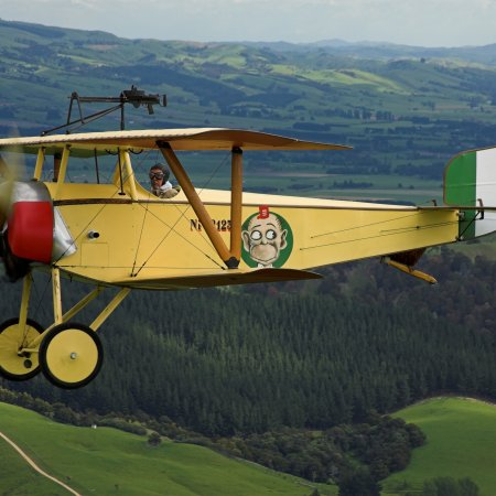 Hood Aerodrome 2007 SJ 9 K 5578