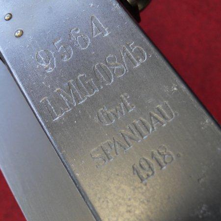 Guns LMG 08 15 S 4 Imprint Detail