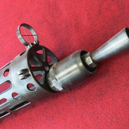 Guns LMG 08 15 S 8 Muzzle Detail