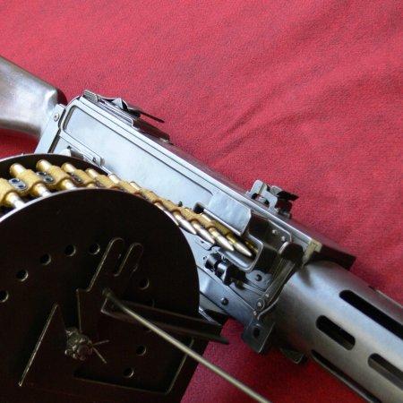 Parabellum Gun Magazine
