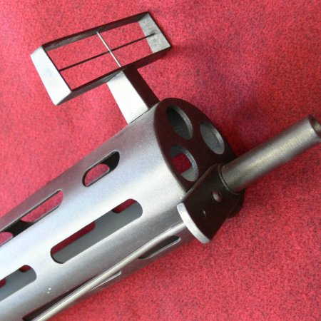 Parabellum Gun Muzzle