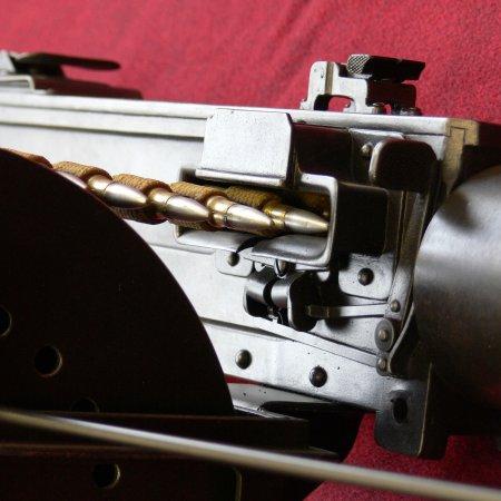 Parabellum Gun Ammo Loader