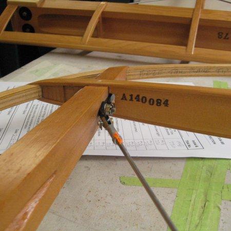 RE 8 Tailplane LH 6