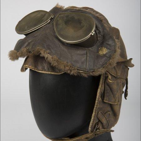 Uniforms 009 RFC Flying Helmet And Googles