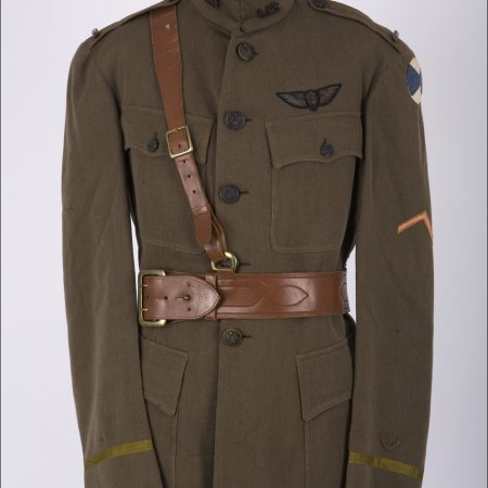Uniforms 019 US Air Service Tunic
