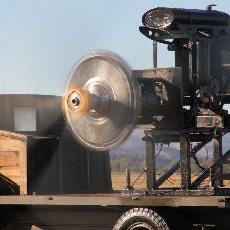 Bently BR2 Engine Run (1)