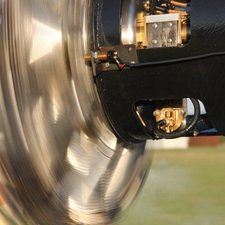 Bently BR2 Engine Run (2)