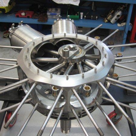 Bently BR 2 Engine Build 1