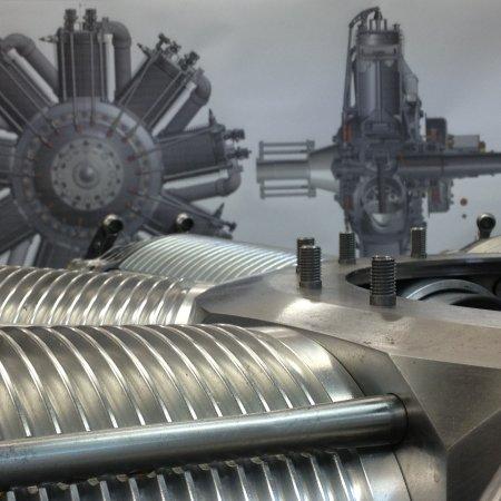 Bently BR 2 Engine Build 3