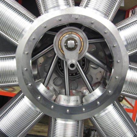 Bently BR 2 Engine Build 4