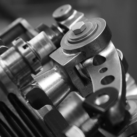 Bently BR 2 Engine Build 6