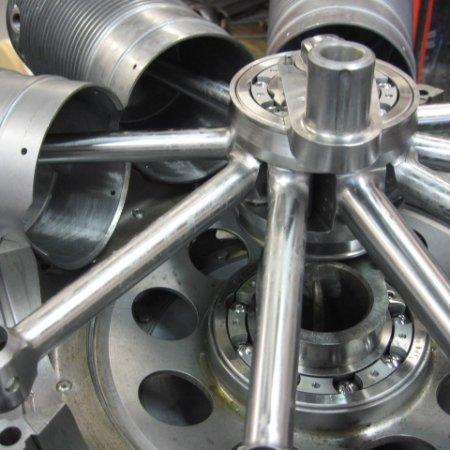 Clerget 9 B Engine Build 19
