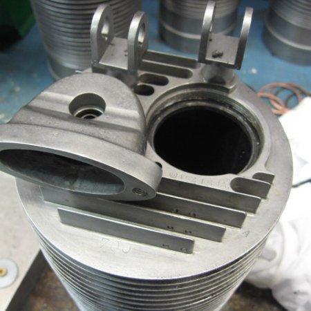 Clerget 9 B Engine Build 3