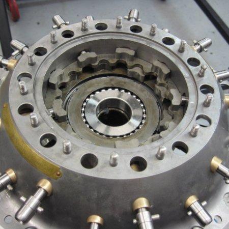 Clerget 9 B Engine Build 7
