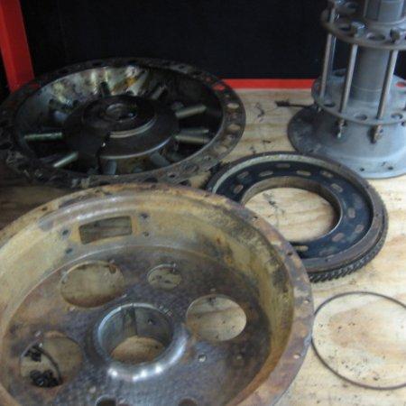 Clerget 9 B Engine Strip Down 13