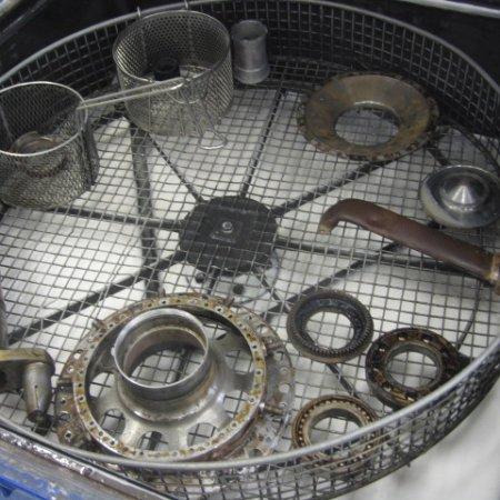 Clerget 9 B Engine Strip Down 16