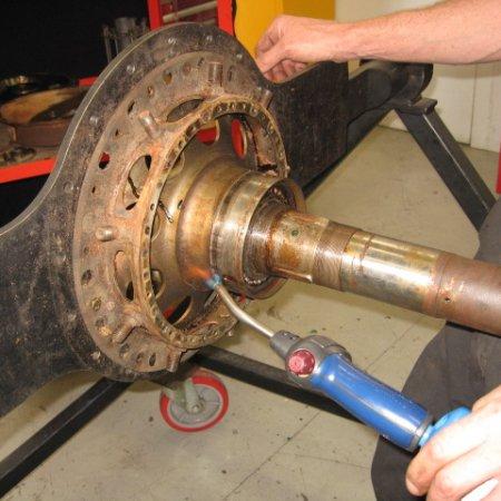 Clerget 9 B Engine Strip Down 20
