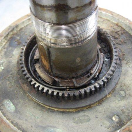 Clerget 9 B Engine Strip Down 24