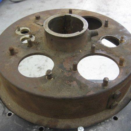 Clerget 9 B Engine Strip Down 25