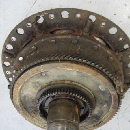 Clerget 9 B Engine Strip Down 26