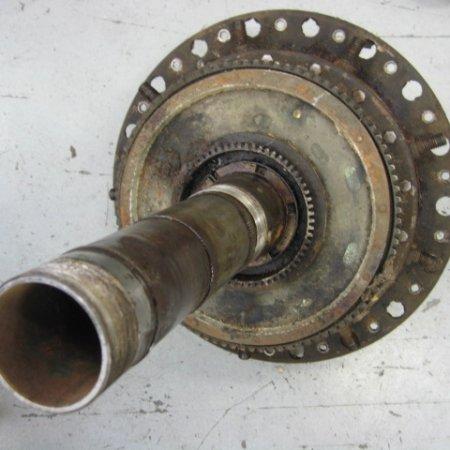 Clerget 9 B Engine Strip Down 27