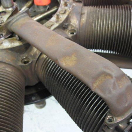 Clerget 9 B Engine Strip Down 30